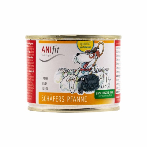 Shepherd's Pan (Schäfer's Pfanne) 200g (6 Piece)
